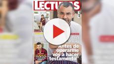 GH VIP 7 / Jorge Javier Vázquez, antes de operarse de nuevo: 'Voy a hacer testamento'
