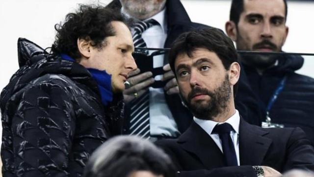 John Elkann: 'Orgoglioso della Juventus, da tifoso sono molto contento della squadra'