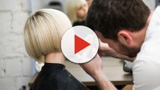 Moda capelli e colorazione over 50: il bob di Monica Bellucci