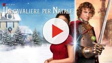 Un cavaliere per Natale, con Vanessa Hudgens, dal 21 novembre su Netflix