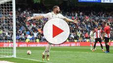 Benzema, 6e meilleur buteur du Real en Liga