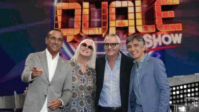 'Tale e quale show': Monte vince la puntata, Mazzancella conquista il torneo finale