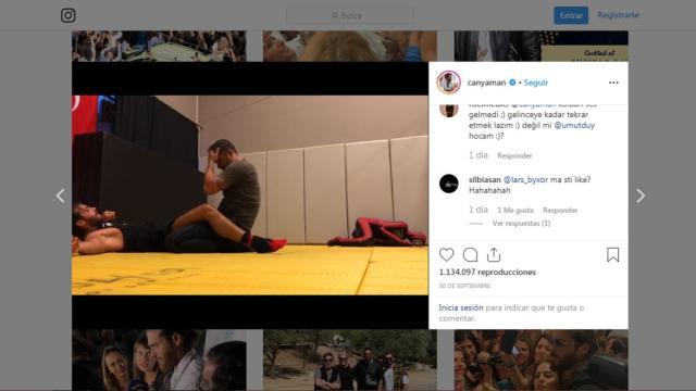 Can Yaman revela en Instagram su rutina de entrenamiento para conseguir un cuerpo perfecto