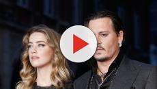 Atriz Amber Heard critica o ex-marido Johnny Depp