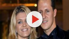La moglie di Michael Schumacher parla del marito