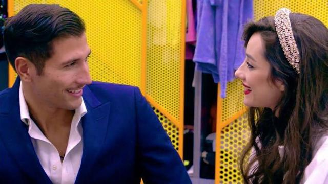 GH VIP: Gianmarco Onestini ha confesado a Jordi González su amor por Adara