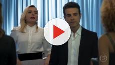 'A Dona do Pedaço': Márcio invade casamento de Kim, que dá fuga no altar
