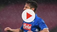 Calciomercato Juventus: i bianconeri sarebbero interessati a Dries Mertens del Napoli