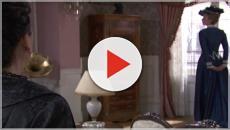 Una Vita, anticipazioni: Ursula vede Cayetana nella sua follia