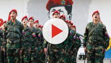 La Fuerza Armada Venezolana captura a 28 paramilitares colombianos