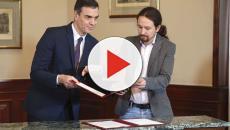 Sánchez e Iglesias firman un preacuerdo de Gobierno tras el 10N
