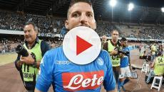Calciomercato Inter, il Napoli potrebbe trattare la cessione di Mertens con i nerazzurri