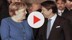 Conte incontra la Merkel, i social si ribellano: 'Ilva in cambio di più migranti'
