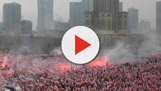Varsavia, manifestazione dei nazionalisti europei: circa 150.000 i partecipanti