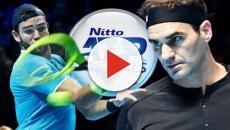 Tennis, ATP Finals: Federer batte Berrettini in due set