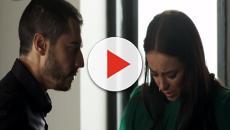 'A Dona do Pedaço': Camilo faz ameaças por noite íntima, e deixa Vivi desesperada