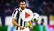 Chiellini: 'Il più difficile da marcare tolti Ronaldo e Messi è stato Ibrahimovic'