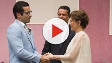 'A Dona do Pedaço': Beatriz e Zé Hélio oficializam casamento