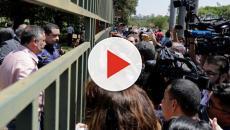 Apoiadores de Guaidó ocupam embaixada