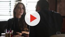 'A Dona do Pedaço': Agno expulsa Fabiana do apartamento e a deixa sem lugar pra ficar