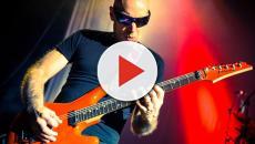 Joe Satriani annuncia il tour italiano con 5 concerti dal vivo