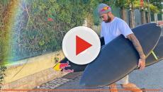 Pedro Scooby diz que quase morreu enquanto surfava em Portugal