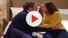 Tempesta d'amore spoiler al 23 novembre: Christoph ed Eva sorpresi da Valentina in camera