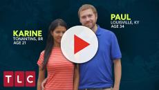 '90 Day Fiancé:' Paul and Karine are separating because of the financial struggles