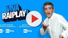 'Viva Rai Play', il nuovo show di Fiorello: dal 13 novembre solo in streaming