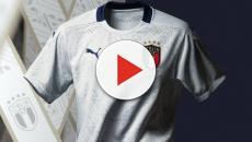 Nazionale, la nuova maglia bianca contro Bosnia ed Armenia