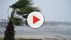 Una tromba d'aria ha colpito la città di Porto Cesareo: pontili e barche distrutti