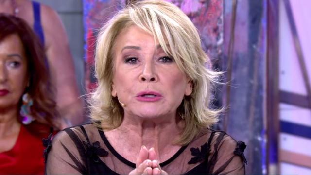 Mila Ximénez se derrumba ante Jorge Javier y reconoce siente muy débil a nivel psicológico