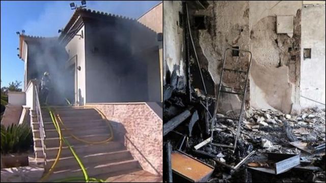LMvsMonde4 : Le propriétaire de la villa réclame un million d'euros après l'incendie
