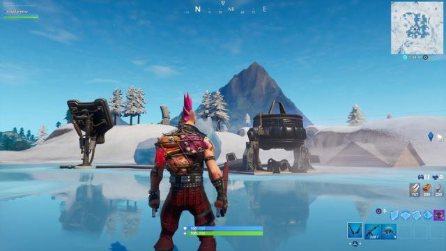 Epic Games has nerfed Granades and changed interface with the latest update
