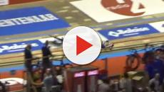 Ciclismo, Sei Giorni di Gand: brutta caduta per Mark Cavendish ma niente fratture