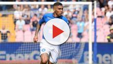Inter, probabile interesse per Allan del Napoli: possibile scambio con Matías Vecino