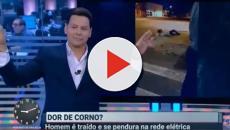 Homem é encontrado morto horas após ser ridicularizado por apresentador do SBT