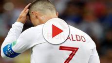 CR7, il problema al ginocchio non lo fermerà contro la Lituania: Juventus preoccupata