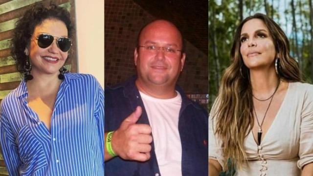 Irmã de Ivete Sangalo defende irmão e diz que ele pode ter morrido de mágoa da cantora