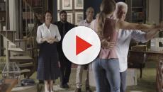 'Bom Sucesso': Alberto e Paloma juntam ficção e realidade e dançam pela biblioteca