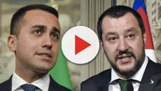 Salvini non ha risparmiato ironia su Luigi Di Maio al PalaDozza di Bologna