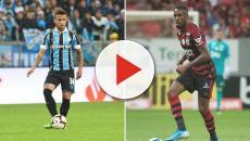 Barcelona revela interesse em quatro destaques de Grêmio e Flamengo