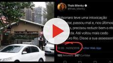 Caso Marielle: Jornalista explica tweet da volta de Bolsonaro ao RJ