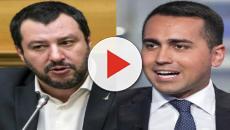 Di Maio ad 'Accordi e disaccordi' cita Travaglio e Scanzi: Salvini ca***ro verde