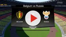 Belgium vs. Russia: match report