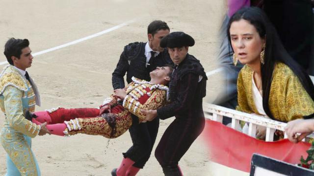 Gonzalo Caballero, el amigo especial de Victoria Federica, ya caminar tras su grave cogida