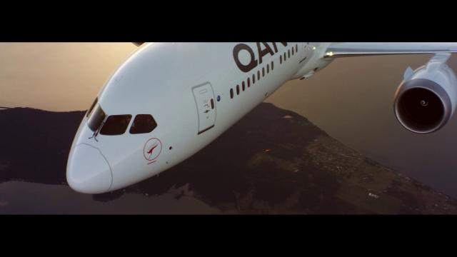 Qantas completes second longest-ever commercial flight from London to Sydney