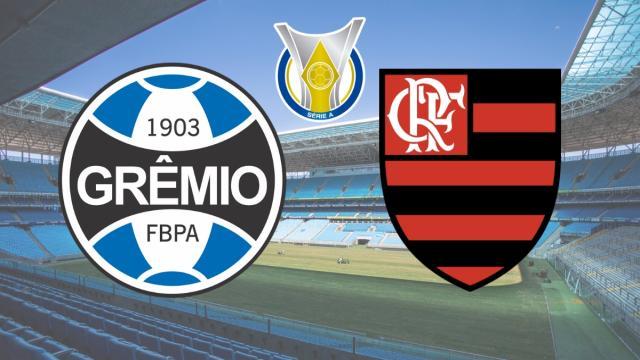 Grêmio x Flamengo: transmissão ao vivo neste domingo (17), às 16h, no Premiere