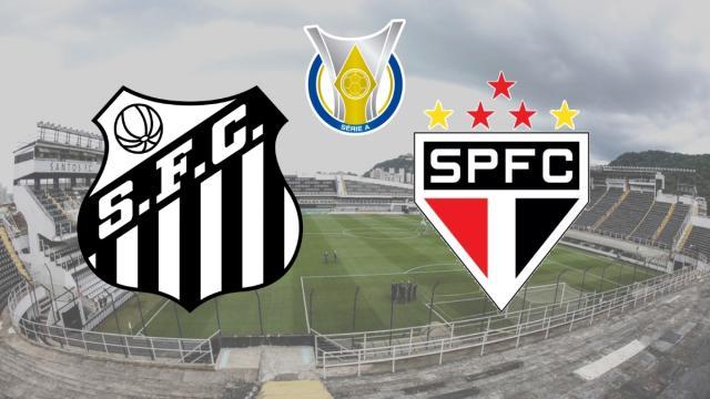 Santos x São Paulo: transmissão ao vivo, neste sábado (16), às 17h, no Premiere