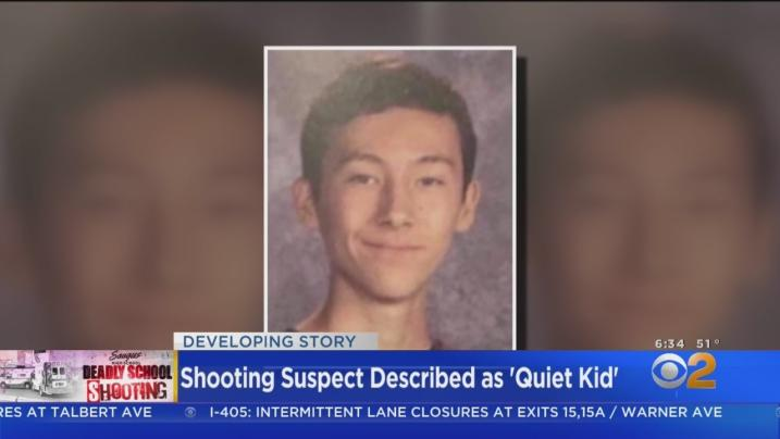 Saugus High School shooting suspect dies from self-inflicted wound